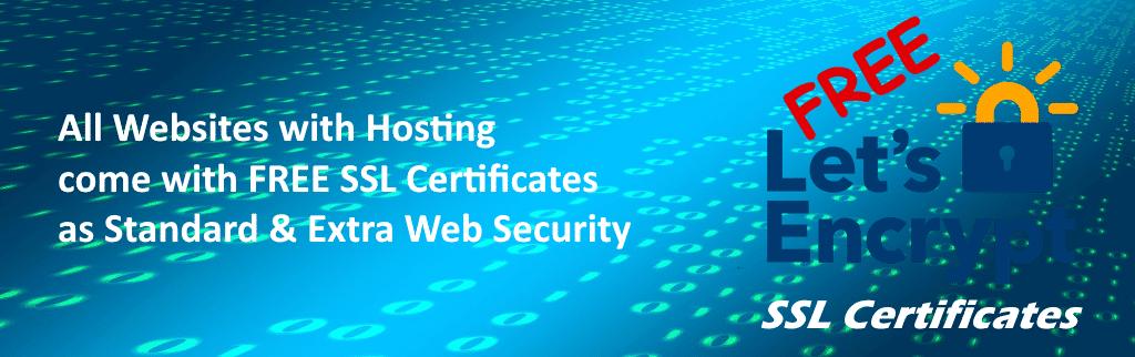 Free Let's Encrypt SSL Certificates
